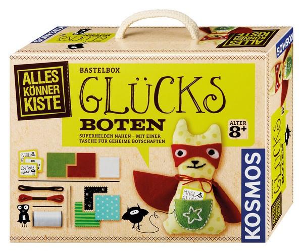 Bastelbox - Glücksboten