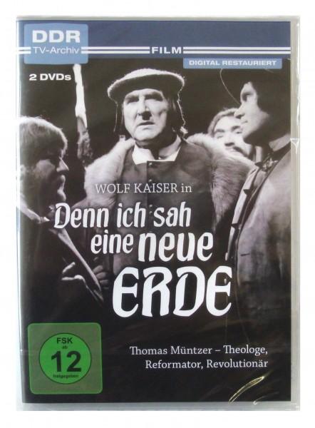Denn ich sah eine neue Erde - DvD , DDR-Archiv