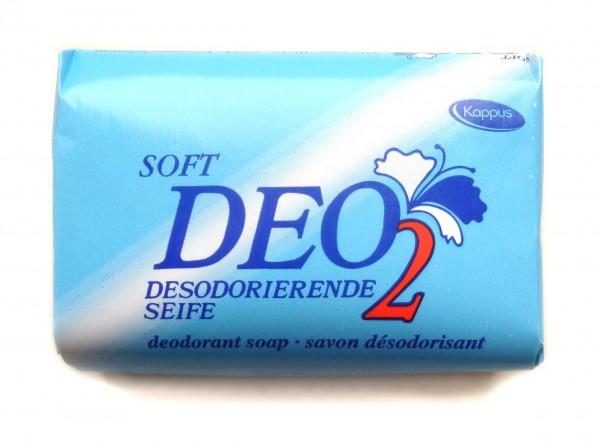 DEO 2 Soft Seife (100g)