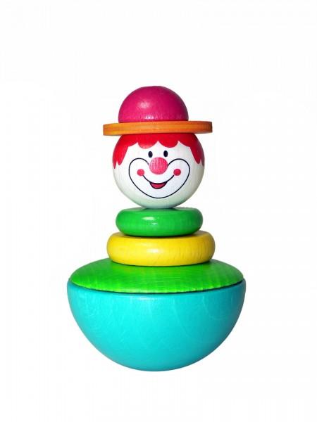 Stehaufmännchen - Clown