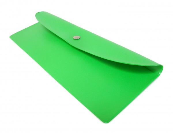 Bestecktasche lindgrün