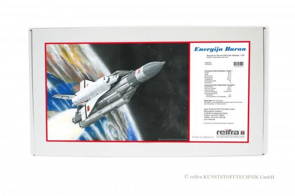 Raumschiffmodell Energija Buran