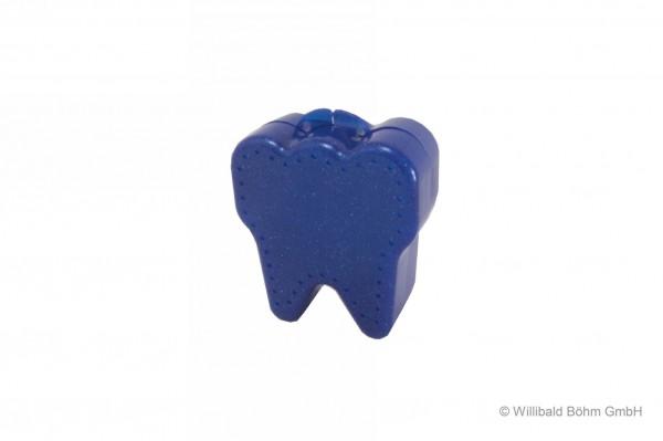 "Zahnspangendose ""Zahnform"", Sonderfarbe"