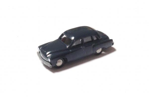 Wartburg 311 Maßstab 1:120 (TT) graublau