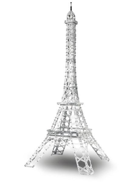 Metallbaukasten - Eiffelturm