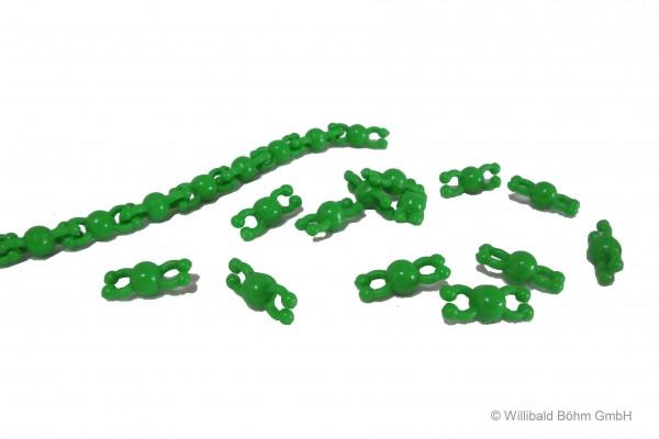 "Perlenkette ""Pia"", grün"