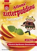 Rotplombe Götterspeise Pfirsich-Aprikose 2 x 13,5g