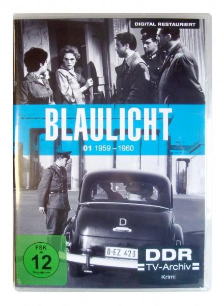 Blaulicht 01, 1959 - 1960 - DVD