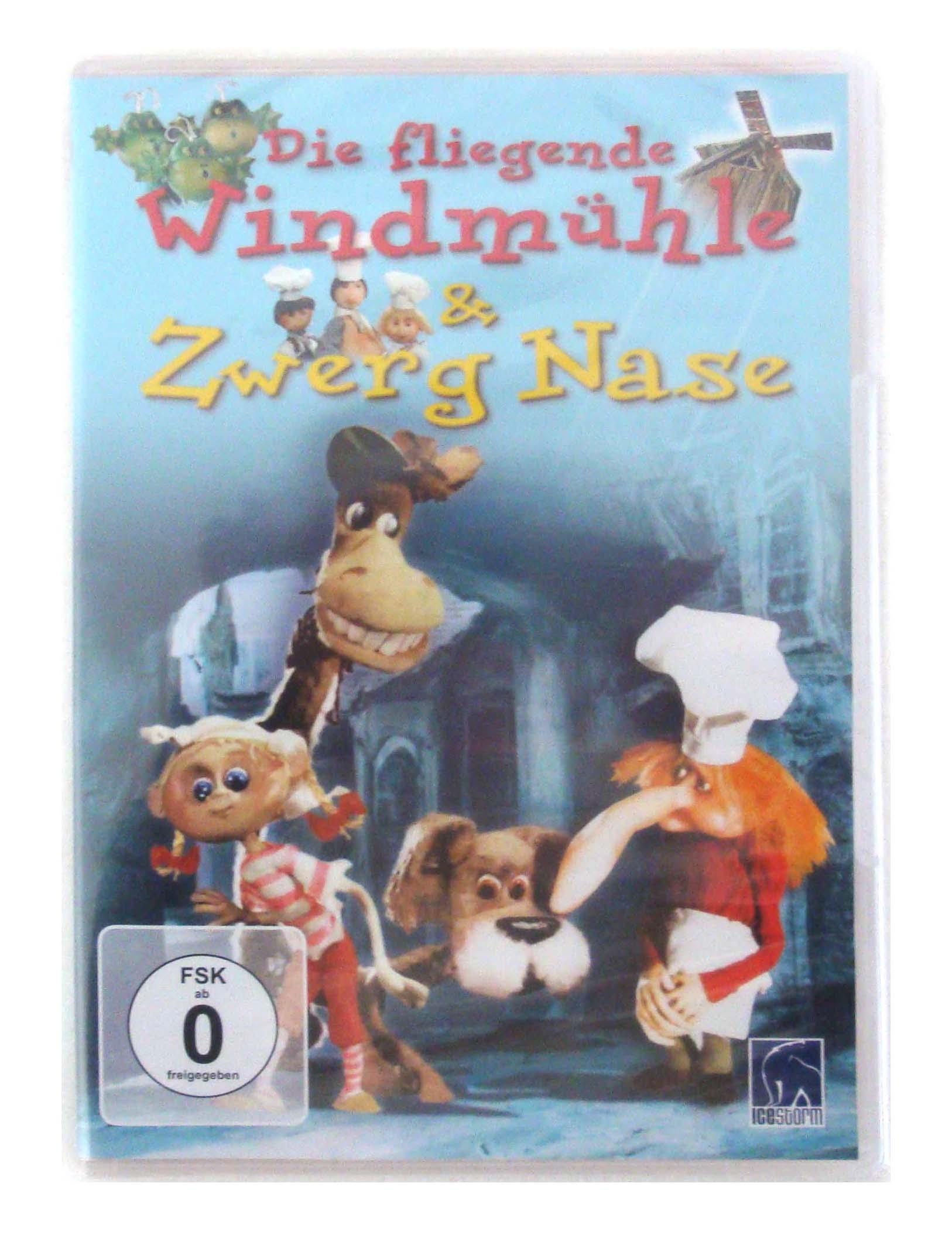 Die Fliegende Windmuhle Zwerg Nase Dvd Dvd S Ddr Film Und