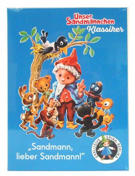 Würfelspiel - Sandmann, lieber Sandmann