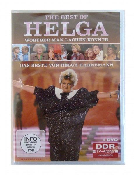 The Best of Helga Hahnemann - Worüber man Lachen