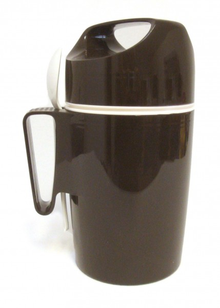 Isolier-Speisegefäß 850 - coffee braun