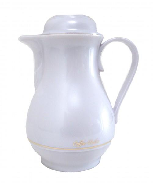 Isolierkanne 330 1,0 l, shiny white