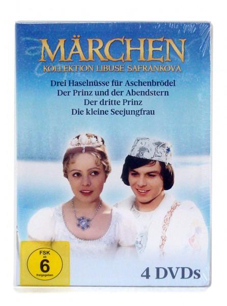 Märchen Collection (Libuse Safrankova) 4er Box