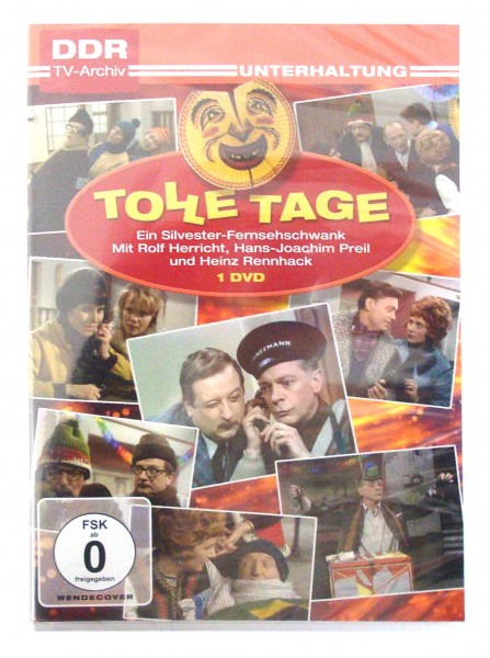 Tolle Tage - DVD