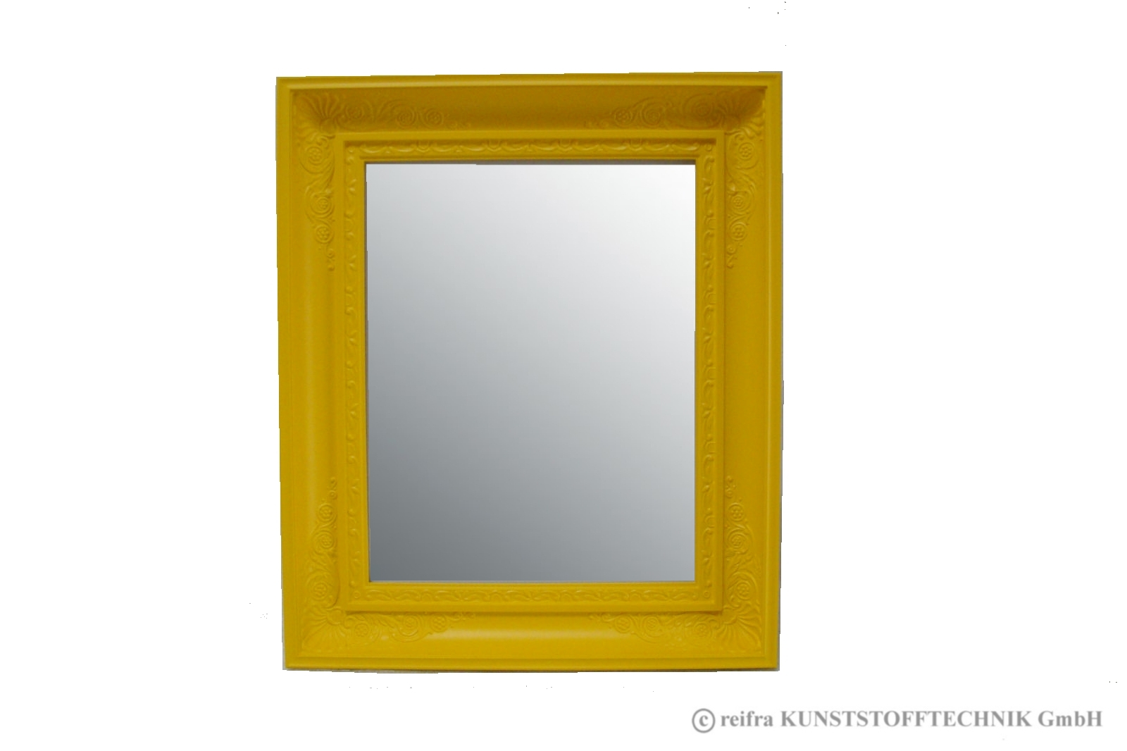 spiegel schlicht gelb sonderaktion online shop reifra kunststofftechnik gmbh. Black Bedroom Furniture Sets. Home Design Ideas