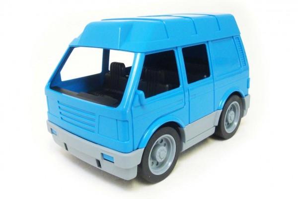 Junior Car Serie  Camper blau