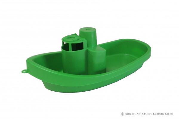 Schiff, grün