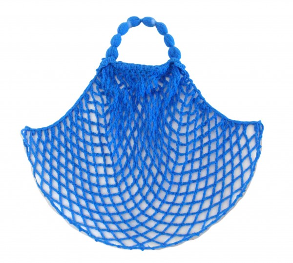 Einkaufsnetz kult hellblau