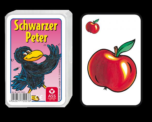 Schwarzer Peter - Kleiner Rabe