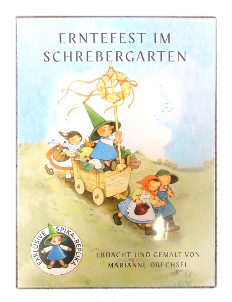 Würfelspiel - Erntefest im Schrebergarten