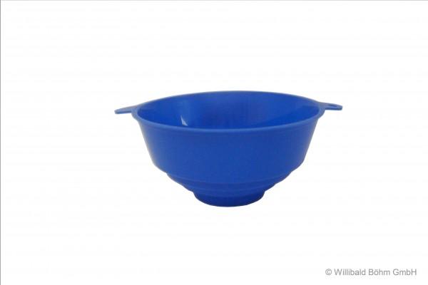 Einfülltrichter, blau