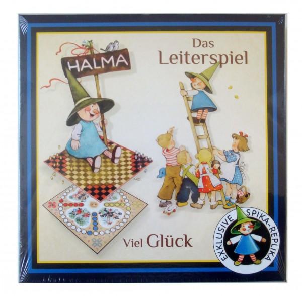 """Spielesammlung""""Halma, Viel Glück, Das Leiterspiel"""""""