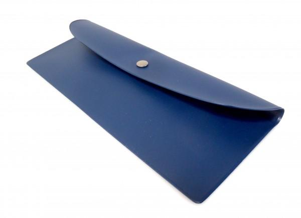 Bestecktasche dunkelblau
