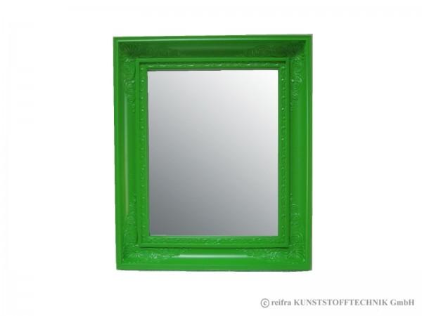 """Spiegel """"Schlicht"""", grün"""