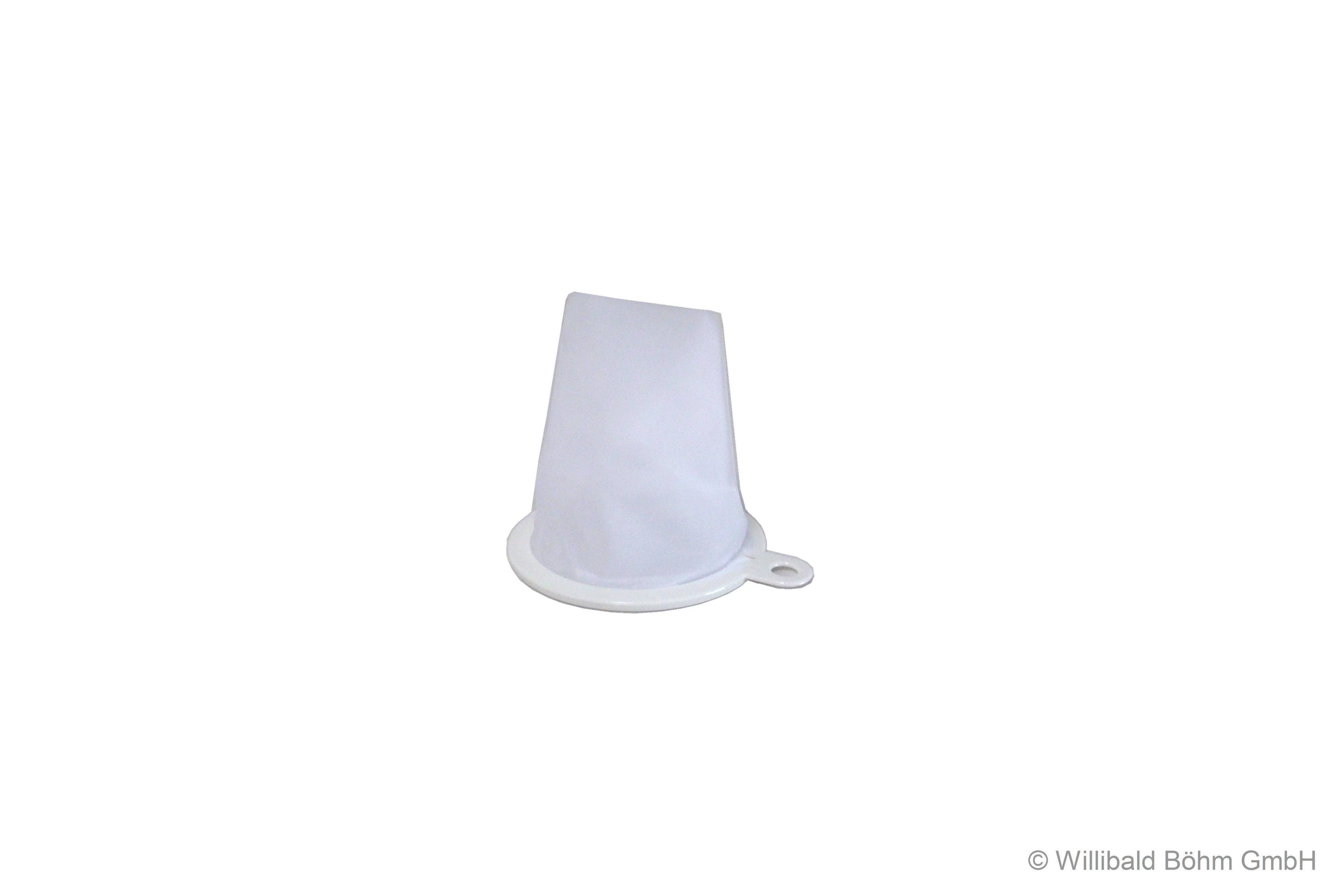 Filterbeutel für Teezubereitung lang Sonja PLASTIC Teefilter wiederverwendbar
