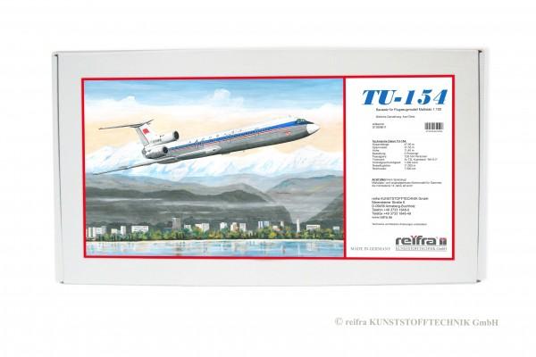 Flugzeugmodell TU 154