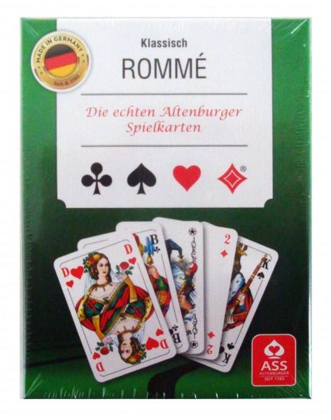 ROMMÈ - Klassisch, Altenburger Spielkarten