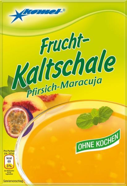 Frucht-Kaltschale Pfirsich-Maracuja, 71 g