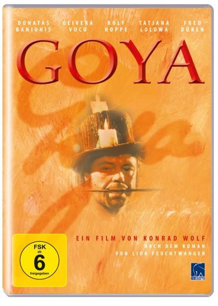 Goya oder der arge Weg der Erkenntnis DVD