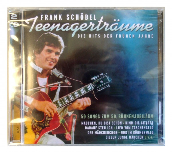 Frank Schöbel - Teenager -Träume