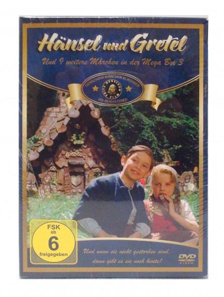 Märchen Klassiker Mega-Box (10 DvD´s, Gebr.Grimm)
