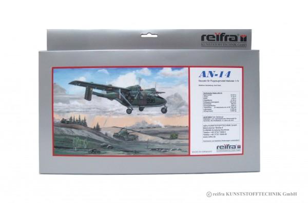 Flugzeugmodell AN 14