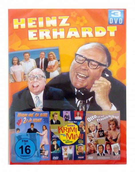 Heinz Erhardt - Komödien (3 DvD´s)