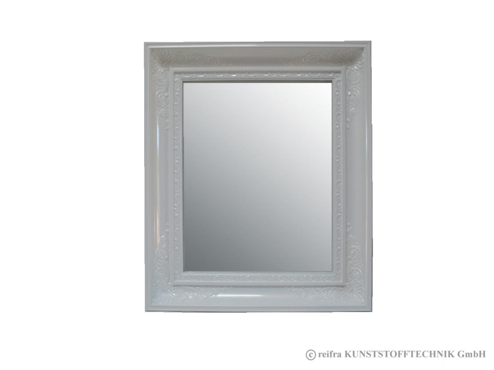 spiegel schlicht perlwei sonderaktion online shop reifra kunststofftechnik gmbh. Black Bedroom Furniture Sets. Home Design Ideas