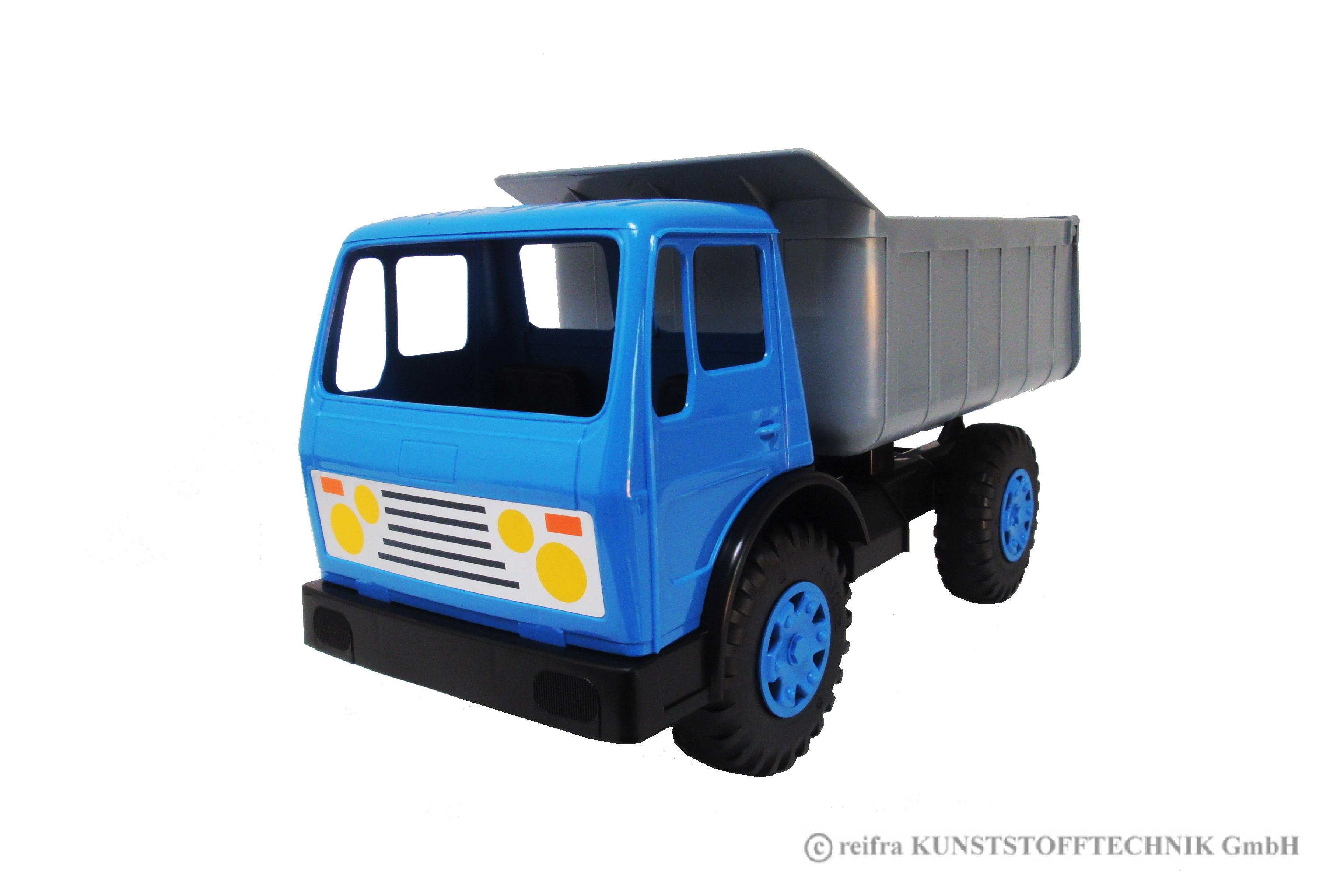 Lkw kipper ddr kinderspielzeug plasticart spielzeugautos