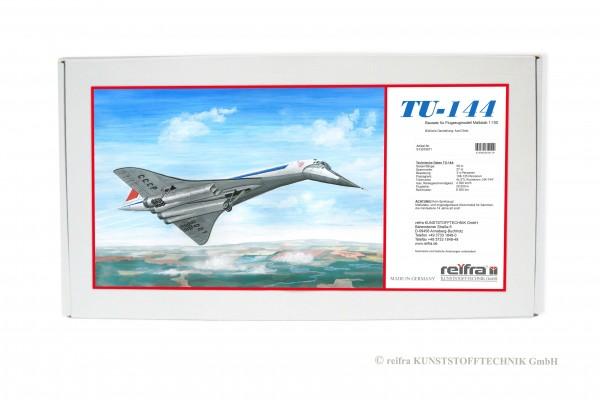 Flugzeugmodell TU 144