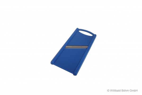 Gurkenhobel, pastell-blau