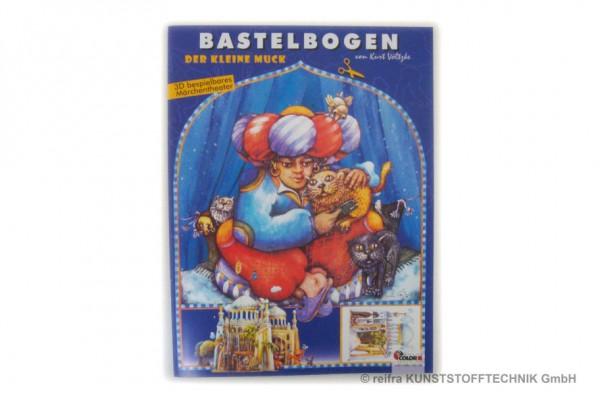 """Bastelbogen """"Der kleine Muck"""""""