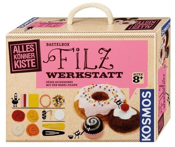 Bastelbox - Filzwerkstatt