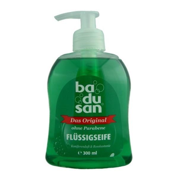 badusan Flüssigseife 300 ml ohne Parabene