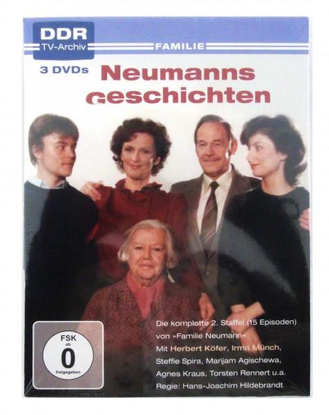 Neumanns Geschichten - DVD , DDR TV-Archiv
