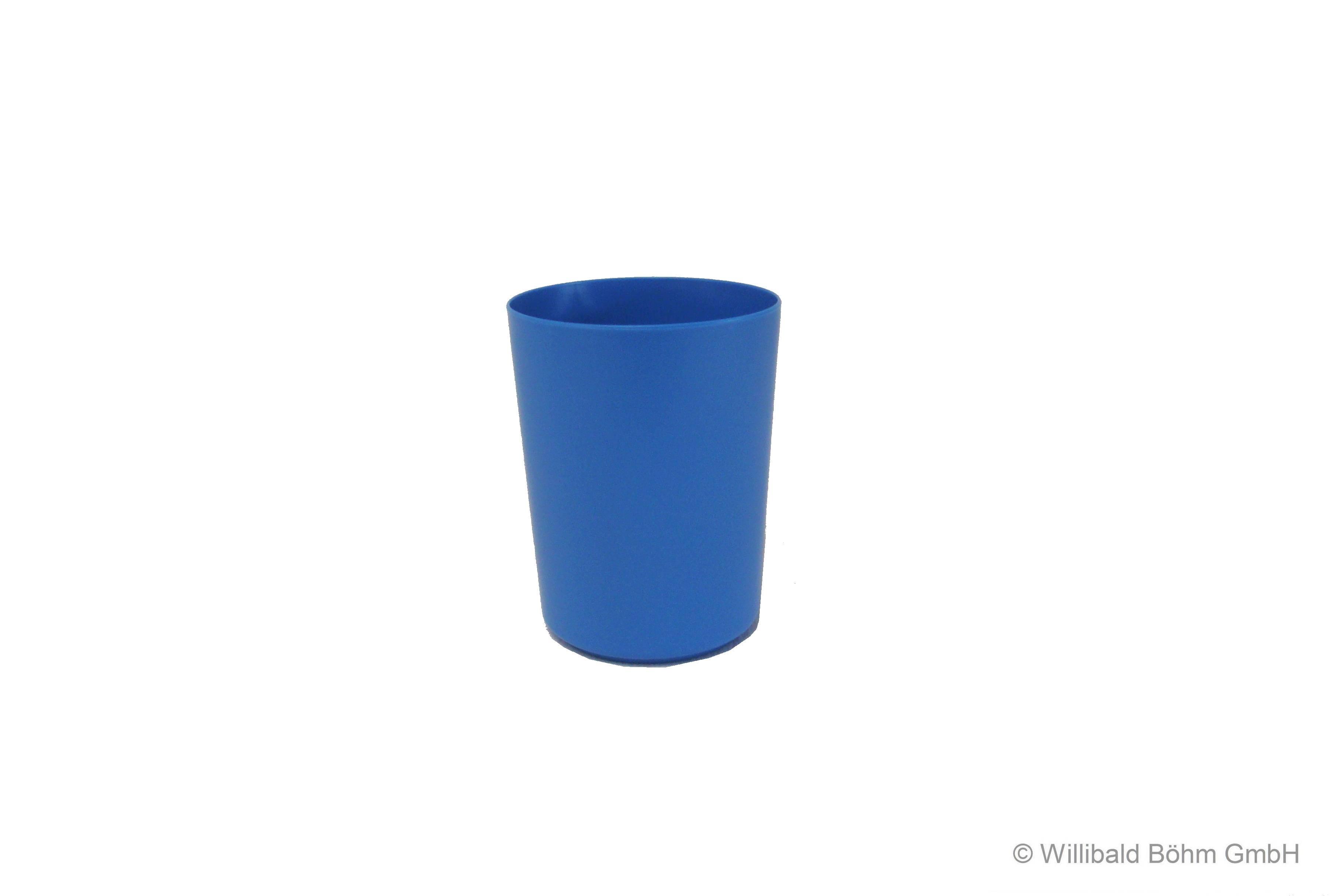 becher d nnwandig 0 2 l pastell blau essen trinken haushaltswaren der marke sonja. Black Bedroom Furniture Sets. Home Design Ideas