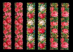 Serviettenringe Blumen