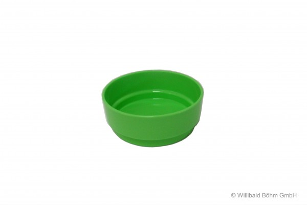 Kompottschale, pastell-hellgrün