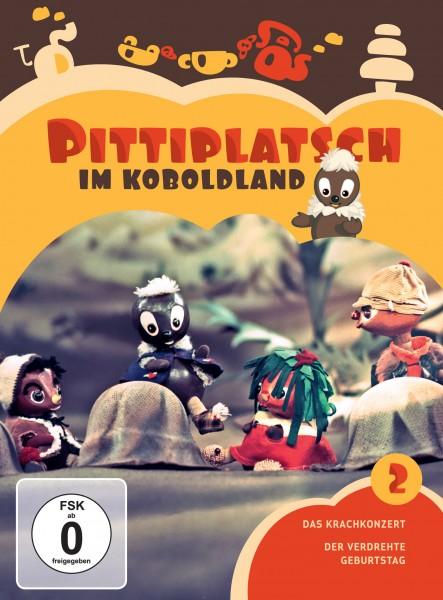 Pittiplatsch - 02/Pittiplatsch im Koboldland DVD